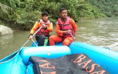 Tim Search and Rescue Temukan Korban Hanyut