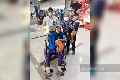 Seorang TKI Asal Langkat Dideportasi Malaysia