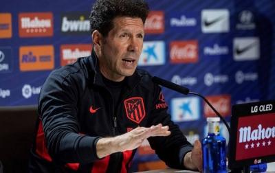 Simeone: Semua Energi Diarahkan untuk Valencia