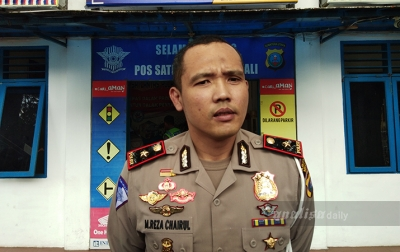 Polisi: Dugaan Sementara Karena Pengemudi Mengantuk