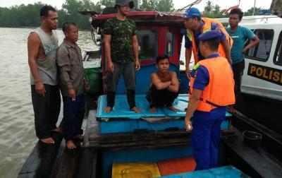 Polres Tanjung Balai Amankan 44 TKI Ilegal dari Malaysia