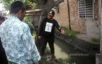 Sering Terjadi Banjir, Pemko Medan Akan Normalisasi Parit Brayan Bengkel