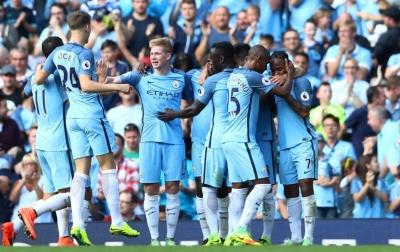 Manchester City Dilarang Tampil 2 Musim di Champions League