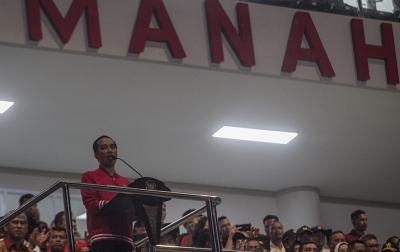 Stadion Manahan Solo Berstandar Internasional