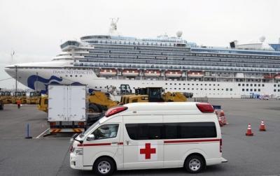 Jumlah Pengidap Corona di Kapal Diamond Princess Terus Meningkat