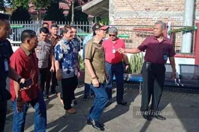 Yasonna: Napi Perusuh Akan Dikirim ke Nusa Kambangan