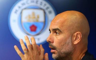 Posisi Pep Guardiola di Manchester City Aman