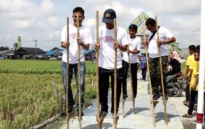 Membumikan Kembali Warisan Nusantara Melalui Permainan Tradisional