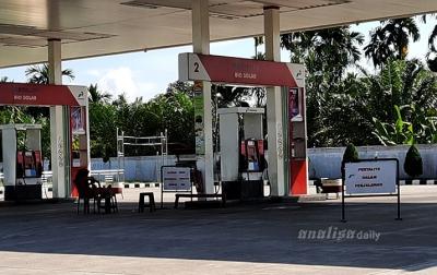 Warga Keluhkan BBM Langka di Padanglawas