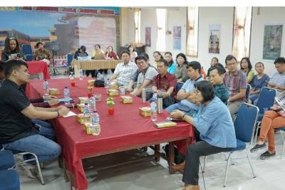 Bobby Nasution Terima Masukan dari Sahabat Kota Soal Anak