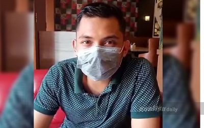 Minta Maaf Lewat Video, Rosario: Sampaikan Langsung ke Adam Malik