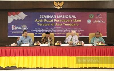 Azyumardi:AcehPusat Peradaban Islam Tertua di Asia Tenggara