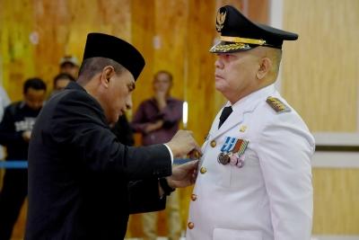 Asren Nasution Minta Dukungan Pengaspalan Jalan