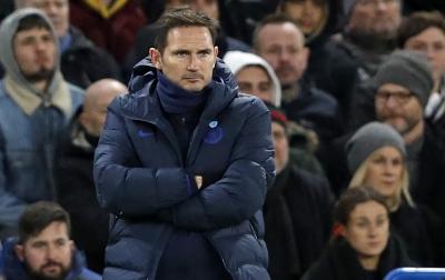 Chelsea Kalah di Kandang, Lampard Beberkan Kekesalannya