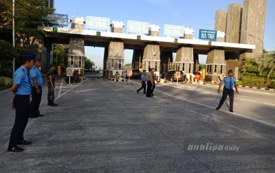 Patroli Gabungan Tingkatkan Pengamanan Bandara Kualanamu