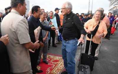 PM Kamboja Izinkan Kapal Pesiar AS Berlabuh di Negaranya
