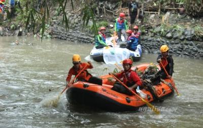 BPBD Sumut Gandeng Banyak Pihak Bersihkan Sungai Deli