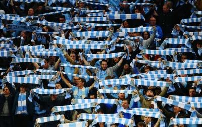 Fans Manchester City Akan Memasang Spanduk Anti-UEFA