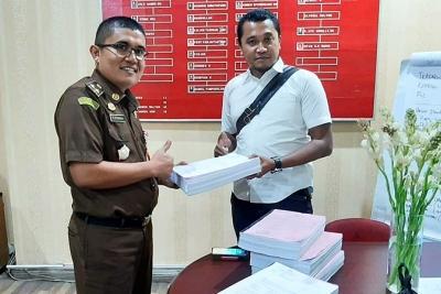 Polisi Serahkan BAP Kasus Pembunuhan Jamaluddin ke Kejari Medan