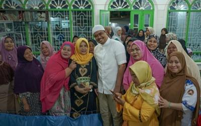 Warga Kelurahan Durian Diajak Kolaborasi Jadikan Medan Berkah