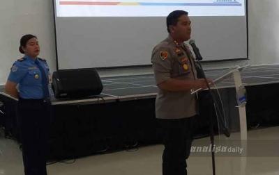 Wakapolresta Deli Serdang: Sinergitas Kunci Penting Keamanan Bandara Kualanamu