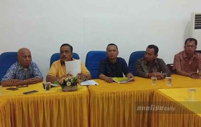 Syarat Menjadi Calon Ketua DPD Golkar Sumut