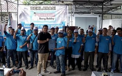 Relawan SBB Yakin Bobby Nasution Mampu 'Mematahkan' Korupsi