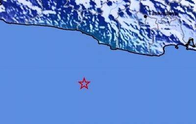 Gempa Magnitudo 4,9 Picu Longsor Tebing Palasari Cijolang, Garut