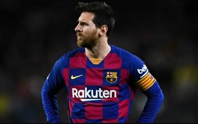Messi: Aku Tidak Tahu Apa Yang Ada di Kepala Abidal