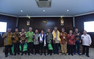 USU Tuan Rumah Lokakarya UI GreenMetric 2020