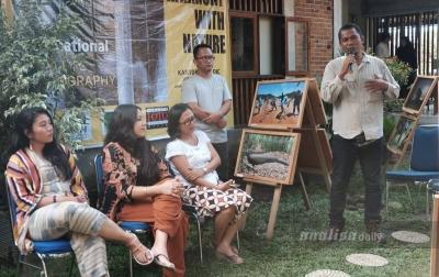 Peran Pewarta Foto Dibutuhkan Dorong Kepedulian Lingkungan