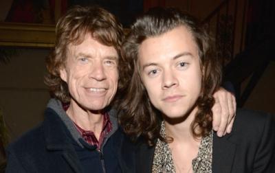 Trauma Dirampok, Harry Styles Pakai Bodyguard Mick Jagger