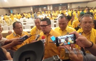 Dukung Menantu Jokowi, Golkar Klaim Elektabilitas Bobby Tinggi