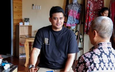 Bobby Nasution Serap Aspirasi Perajin Batik Kota Medan