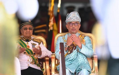 Mahathir Ditunjuk Sebagai PM Malaysia untuk Sementara