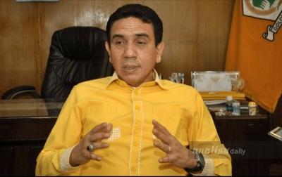 Nurlif Dinilai Layak Kembali Pimpin Golkar Aceh