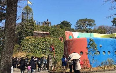 Virus Corona Landa Jepang, Museum Ghibli Tutup Sementara