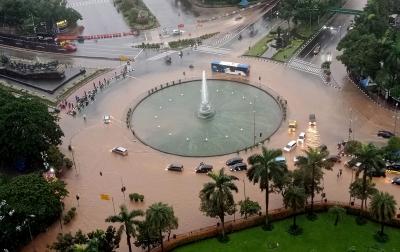 Foto: Jakarta Banjir Lagi