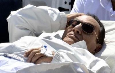Mantan Presiden Mesir Hosni Mubarak Meninggal Dunia