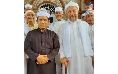 Dr Zikmal Fuad Terpilih Jadi Tuan Guru Babussalam