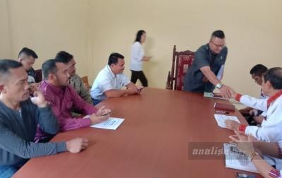 Bupati Karo Hadiri Gugatan di PN Kabanjahe