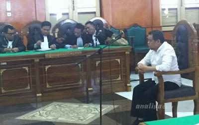 Terbukti Nyuap Eldin, Isa Ansyari Divonis 2 Tahun Penjara