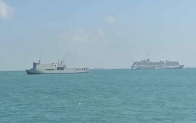 Persiapan Pulau Sebaru Untuk Observasi WNI Capai 85 Persen