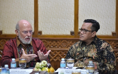 Dubes Belgia Terkesan Dengan Cita Rasa Kopi Aceh