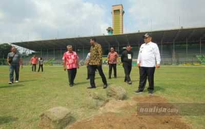 Akhyar Ingin Foto Legenda PSMS Terpajang di Stadion Teladan