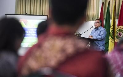 Menristek: Hilirisasi Minyak Nilam Beri Nilai Tambah Bagi Aceh