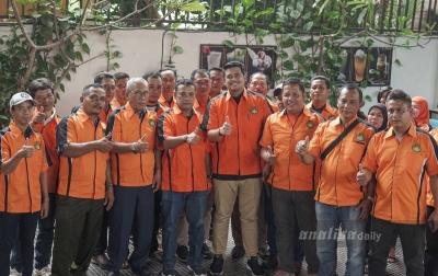 Pelantikan Bimantara, Bobby Ajak Bangun Kota Medan