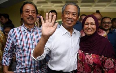 Muhyiddin Jadi Perdana Menteri Malaysia Kedelapan
