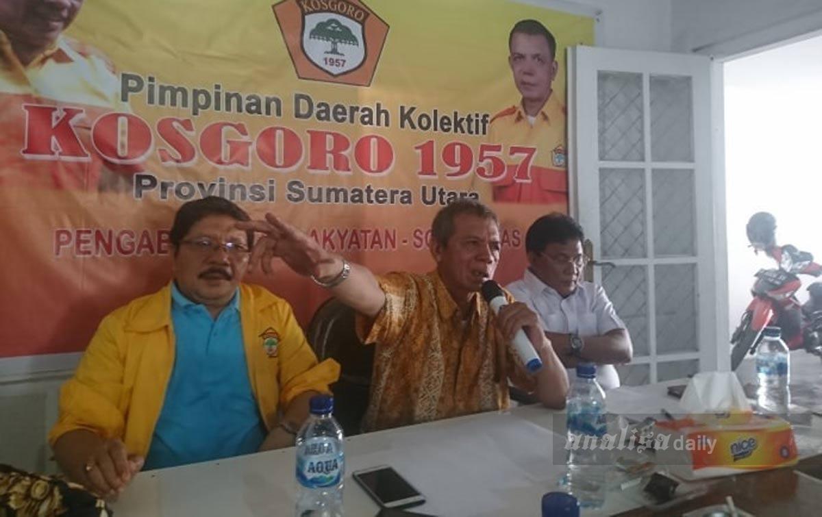 Riza: Musda Partai Golkar Sumut Kembali Digelar