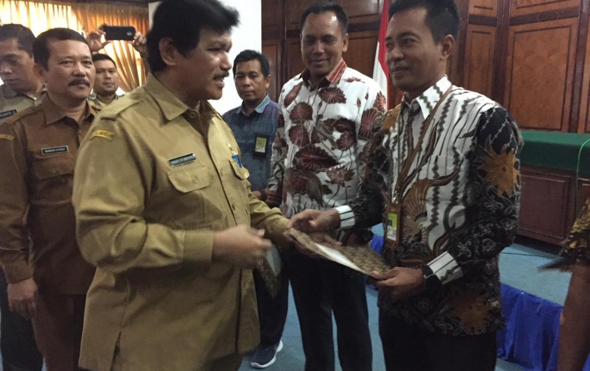 Pertamina EP Pangkalan Susu Field Raih Penghargaan Proper Hijau